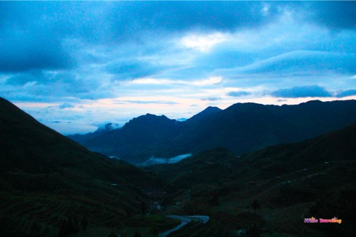114-Sun rise in Yunhe