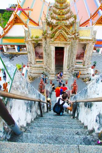 Wat Arun, Şafak Tapınağı, Bangkok