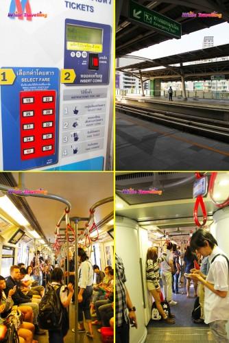 SKY Tren israsyonu, Bangkok