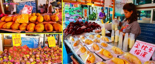 The fruit heaven, Bangkok