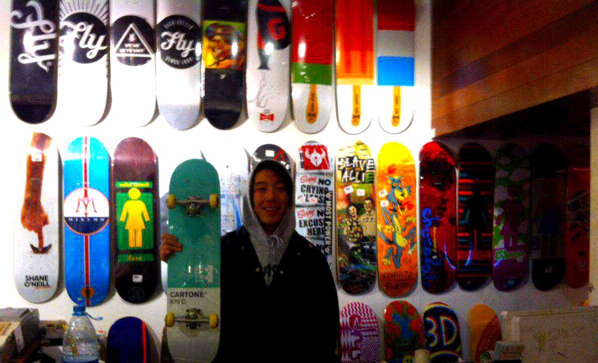 4-skateboard