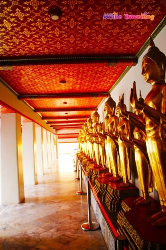 Phra Rabieng in Wat Pho, Bangkok