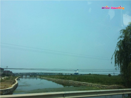 the view along the way - Yuyao