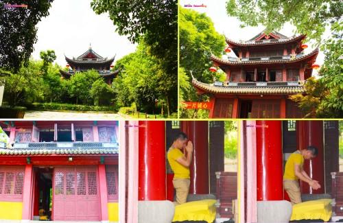 Jingci Temple in Hangzhou