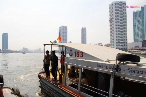 The express boat, Bangkok