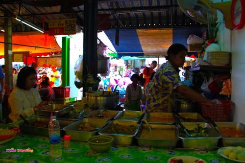 Chatuchak Pazarı, Bangkok