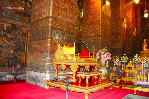 Phra Ubosot in Wat Pho, Bangkok