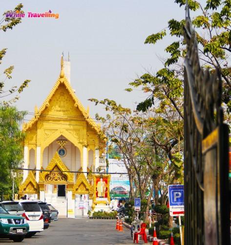Wat Mahabut Tapınağı,  Bangkok