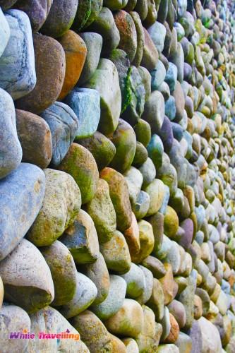 93-Stone wall