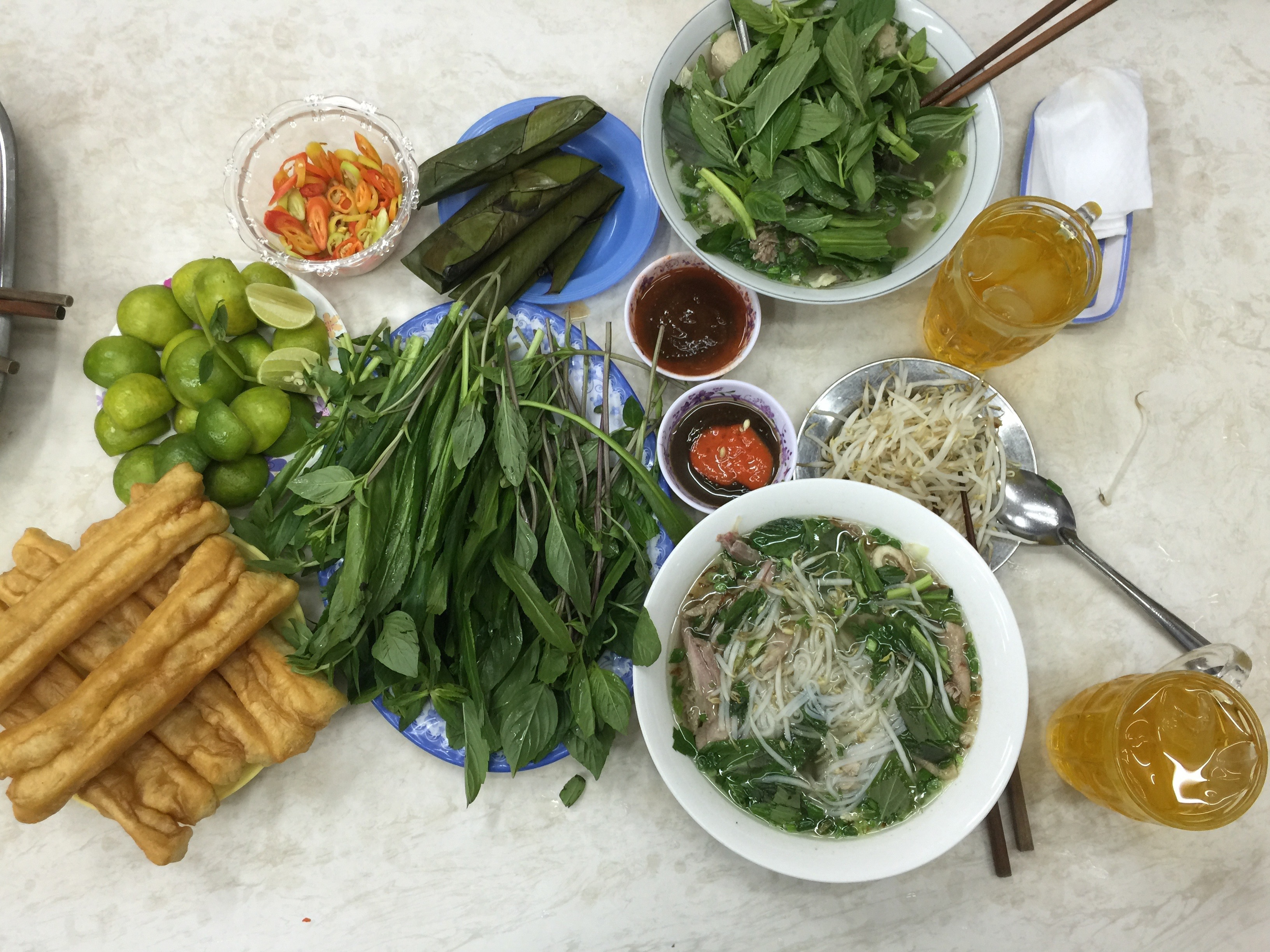 The best Pho in Ho Chi Minh - While Travelling