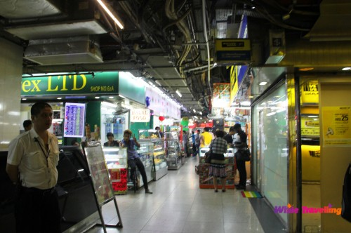 Inside Chungking Mansions