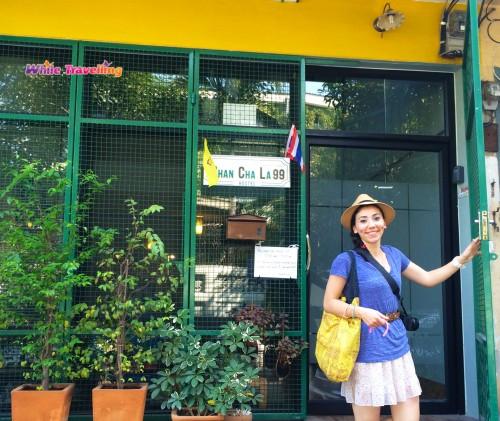 Chan Cha La 99 Hostel in Bangkok