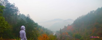 Mystic Valleys of Xinchang
