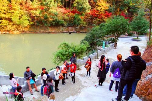 Tianzhu Wonderland Scenic Area in Xinchang